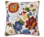 20 IN BLUE/RED MARGAUX FLORAL TOSS PLW