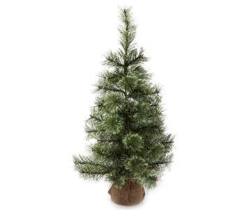 artificial christmas trees for small spaces big lots
