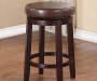 24 inches Clea Brown Barstool lifestyle