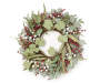 24IN BERRY LEAF WREATH