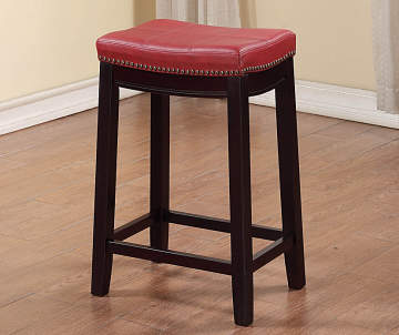 Non Combo Product Ing Price 69 99 Original List 26 Brooke Red Saddle Barstool