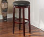 29 inches Clea Black Pub Barstool lifestyle