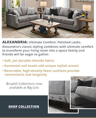 Shop Alexandria collection