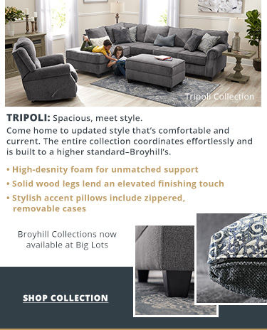 Shop Broyhill Tripoli Collection
