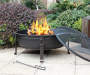30 Inch Wood Burning Fire Pit Lifestyle Image