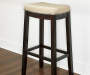 31 inches Clay Walnut Pub Barstool lifestyle