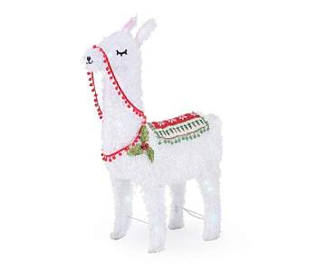 Llama Christmas Decorations.Find Outdoor Christmas Decorations For Your Home Big Lots