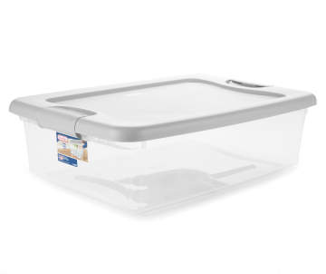 Plastic Storage Bins Containers Drawers Big Lots