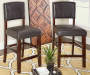 39 inches Espresso Classic Barstool with Open Back lifestyle