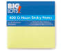 3X3 Neon Sticky Notes 400Ct