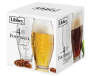 4 Piece Football Glassware Set silo front package view