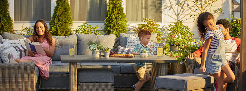 Broyhill Furniture Outdoor Collections, Broyhill Patio Furniture