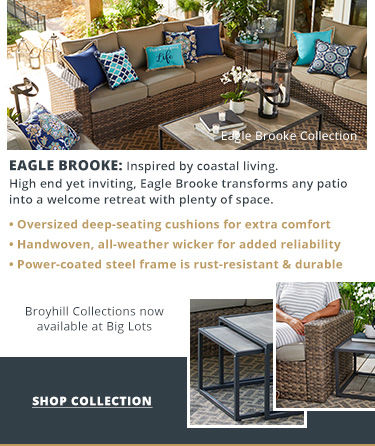 Shop Broyhill Eagle Brook Patio Collection