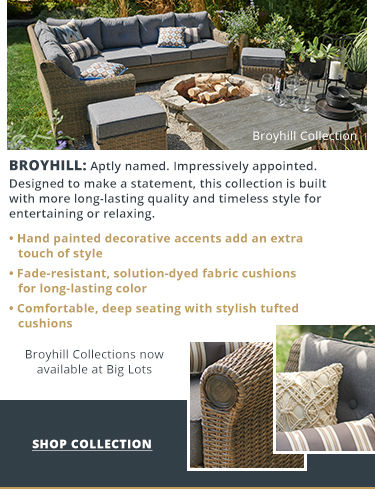 Broyhill Furniture Outdoor Collections, Fabric To Make Outdoor Furniture Covers