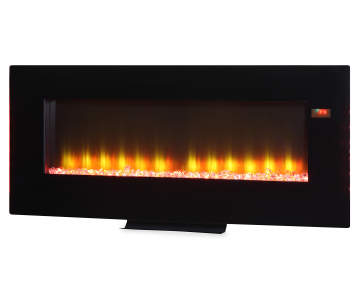 Deals on 42-inch Wall Mount Electric Fireplace