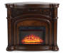 "48"" Cherry Corner Electric Fireplace"