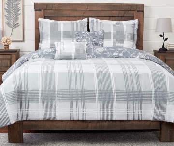 Image result for big plaids bedspreads