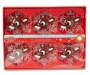 6 LED RUDOLPH LIGHTS