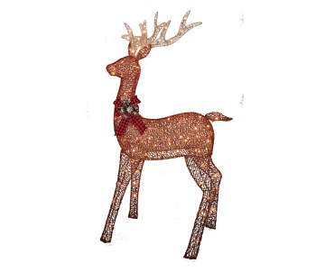 Light Up Outdoor Christmas Decorations.Find Outdoor Christmas Decorations For Your Home Big Lots