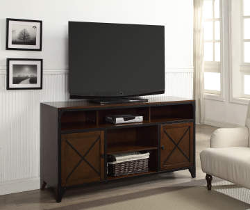 Stratford 63 Rustic Tv Stand Big Lots