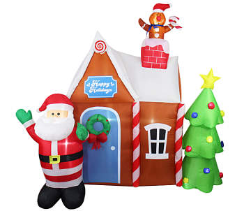 Christmas Inflatables Clearance.Save On Outdoor Christmas Inflatables Big Lots