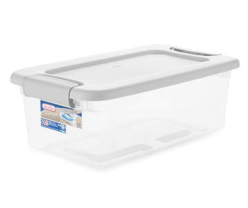 Plastic Storage: Bins, Containers, & Drawers | Big Lots