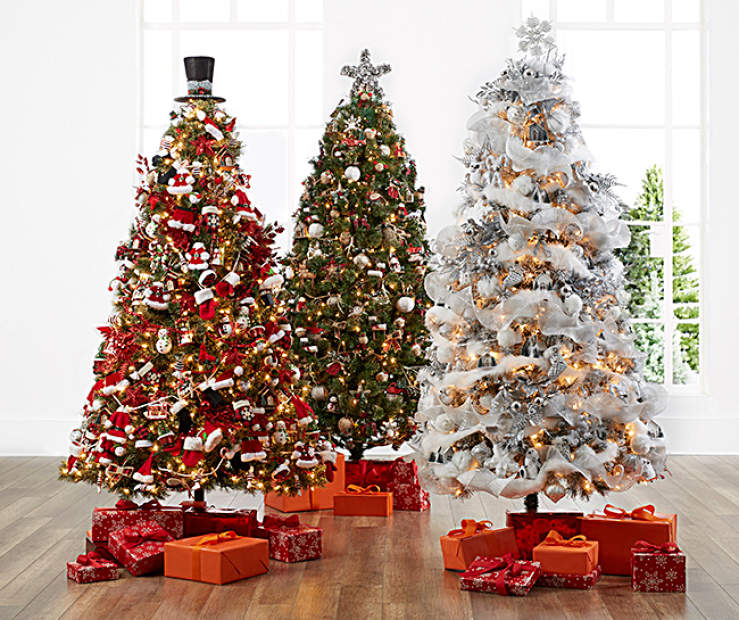 gorgeous decorating begins here at big lots its easy to create a stunning presentation with our large variety of trees and decorations