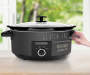 7 Quart Slow Cooker with Chalkboard Surface lifestyle