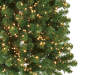 9 feet Big Bear Pre Lit Artificial Christmas Tree with Clear LED Micro Lights silo front