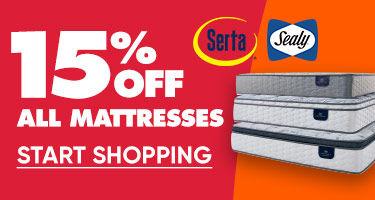 15% Off All Mattresses. Start Shopping.