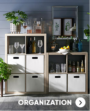 Check out these home storage and organization tips and tricks