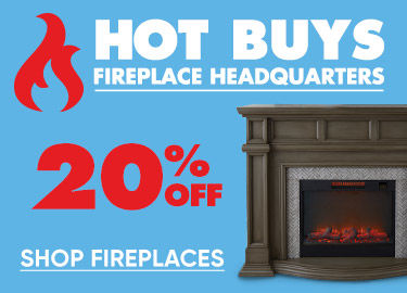 Hot Buys! Starting at 299.99 Fireplace Headquarters. Shop Fireplaces.