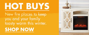 Hot Buys. New fire places to keep you and your family toasty warm this winter. Shop Now.