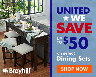 Save up to 50 on Dining room furniture shop now