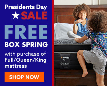 Free box spring event shop now.