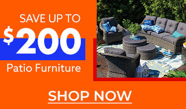 Save up to 200 patio furniture. Shop Now.