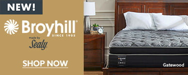 New Broyhill by Sealy Mattresses. Shop Now.