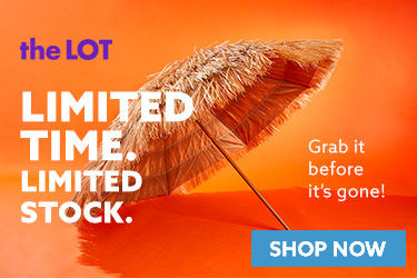 The lot limited time limited stock. shop now