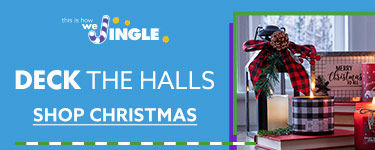 Deck the halls. Shop Christmas