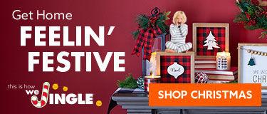 Deck the halls. Shop Christmas