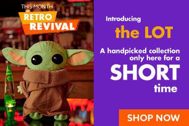 The Lot. shop now