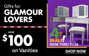 Save 100 On vanities shop now