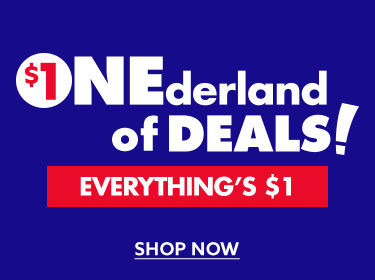 onderland of deals everythings one dollar shop now