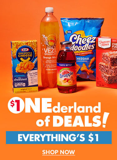 onderland of deals everything is one dollar shop now