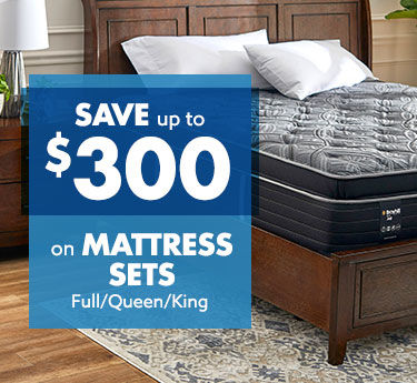 save up to 300 on mattress sets