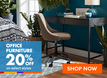 office furniture 20 percent off select styles shop now