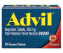 ADVIL 24/ 36 CT TABLETS