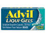 ADVIL LIQUID GEL 40CT