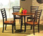 Abaco Dining Table and Chair Collection Lifestyle