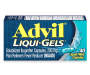 Advil® Liqui-Gels® Pain Reliever/Fever Reducer Liquid Filled Capsule 200mg Ibuprofen Temporary Pain Relief 40 ct Bottle